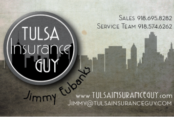 Logo: Tulsa Insurance Guy