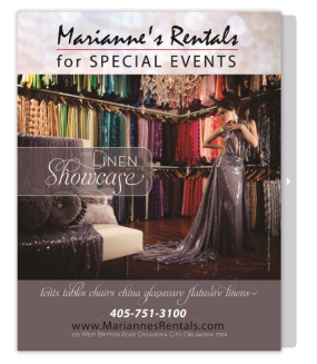 On Line Catalog: Marianne's Rentals for Special Events