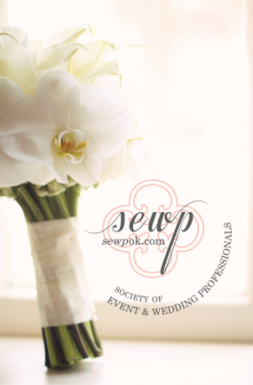 Brochure for the Society of Event and Wedding Professionals